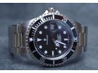 Steinhart ocean one divers watch
