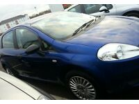 2006 FIAT GRANDE PUNTO 1.2L..12 MONTHS MOT...GOOD CONDITION..
