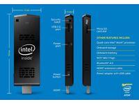 Intel compute stick...