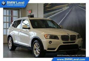 2014 BMW X3 xDrive28i GROUPE DE LUXE