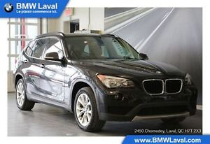 2013 BMW X1 xDrive28i GROUPE DE LUXE, GROUPE NAVIGATION