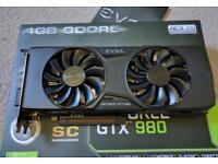 GeForce 980 4GB GPU