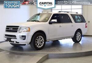 2016 Ford Expedition Max Limited 4WD*Heated Leather Seats - Remo