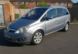 Vauxhall Zafira 1.9 CDTi 5dr 2009 Good Condition in and out & Drives Like New