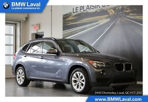 2014 BMW X1 xDrive28i GROUPE DE LUXE, TOIT PANORAMIQUE
