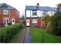2 Bedroom End Tce Home With Off Road Parking, Unfurnished Let, D/Glazing, GCH, Available 27th March