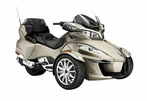 2017 can-am Spyder RT  Limited SE6 $101.04