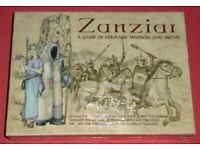 'Zanziar' Board Game (new)