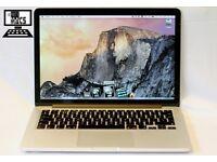 """ 13"""" Apple MacBook Pro Core i5 Retina Display 2.4Ghz 4gb 120GB SSD Final Cut Pro X VectorWorks"""