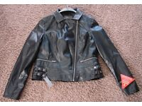black size 14 jacket with tags never worn