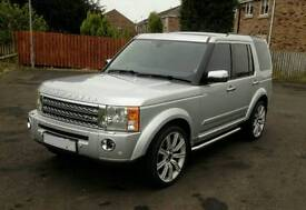 Land rover discovery 3 HSE 2.7tdv6