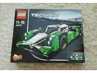 Lego 42039 Technic Race Car (100% Complete)