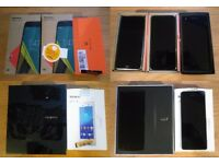 JOBLOT OF MOBILE PHONES - SONY - HTC - OPPO - VODAFONE ETC / CAMERAS