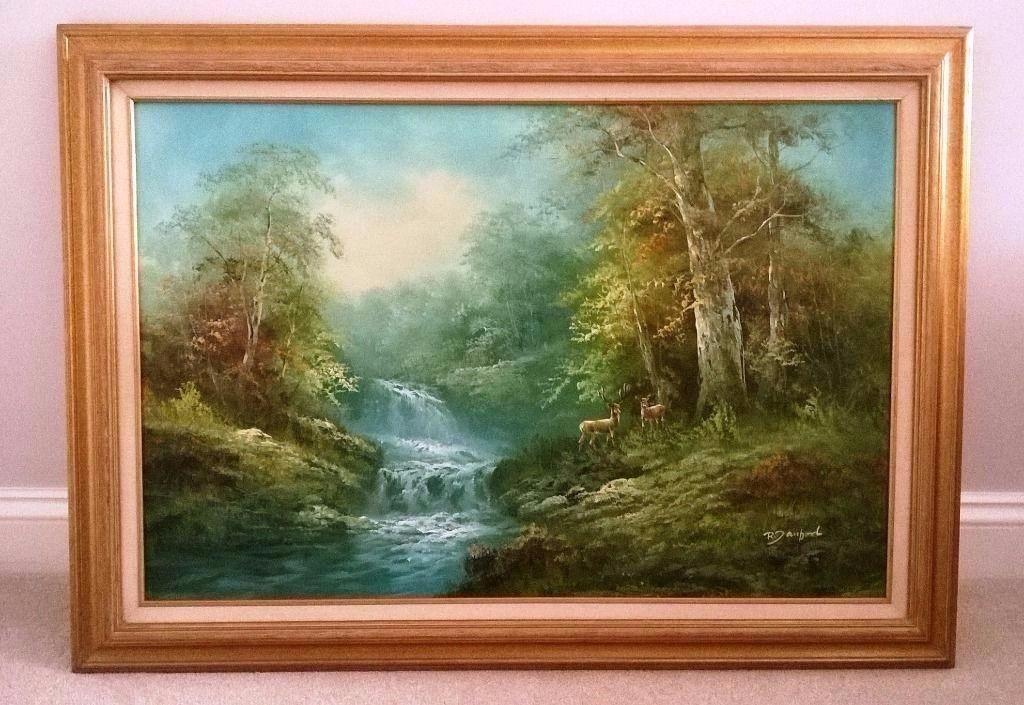 Oil Painting Frames Uk