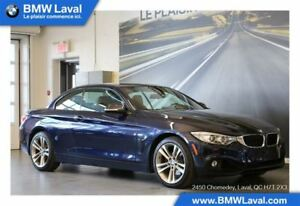 2014 BMW 428i xDrive Cabriolet GROUPE DE LUXE, NAVIGATION