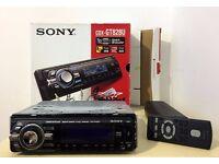 Sony CDX-GT828U Car Stereo CD / MP3 / USB Player