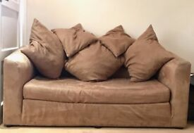 Small double sofa bed