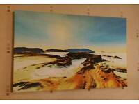 Canvas frame in excellent condition !!