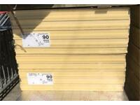 Recticel Insulation Boards ~ 460 x 1200 x 90mm