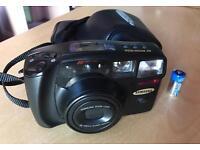 Samsung AF Zoom 1050 35mm camera 38-105 zoom
