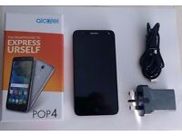 Alcatel POP 4 Smart Phone Slate Grey 8GB Unlocked