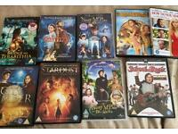 21 DVDs for £12!