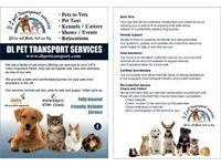Pet taxi ,Pet transport ,pet courier pet services pet
