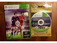 Xbox 360 FIFA 16 Game