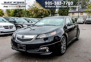 2014 Acura TL A-SPEC, SUNROOF, LEATHER, HEATED SEATS, BLUETOOTH