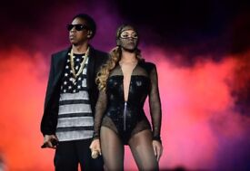 BEYONCE & JAY Z Tickets - On The Run 2 Tour - Manchester