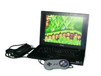 Retro Gaming Laptop N64/NES/SNES/Sega Mega Drive