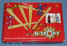'N-tropy' Family Game (as new)