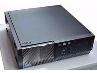 **REDUCED** SUPER FAST Dell Optiplex 3020 intel core i5 QUAD CORE TOWER with FREE laser printer