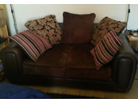 Two and Three Seater Settees / Sofas for sale