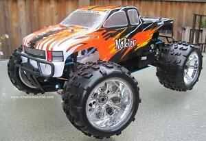 NEW RC TRUCK NITRO HSP NOKIER 1/8 SCALE 4WD City of Toronto Toronto (GTA) image 1