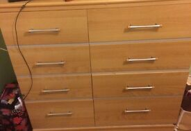 Chest of drawers - 8 drawers