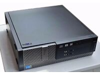 **REDUCED** SUPER FAST Dell Optiplex 3020 intel core i5 QUAD CORE TOWER with FREE laser printer