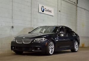 2014 BMW 550I xDrive   PREMIUM PACKAGE   TECHNOLOGY PACKAGE   M