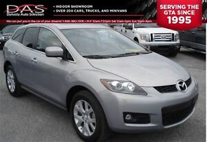 2008 Mazda CX-7 GT LEATHER/SUNROOF/AWD