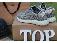 Adidas yeezy boost Turtle Dove with original box best quality