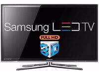"Samsung UE55C7000 55"" SLIM SMART 3D LED LCD 1080p HD Internet TV"