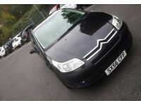 Citroen C4-Automatic-1.6 Petrol-Low Millage