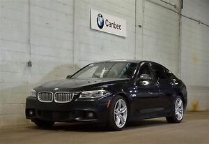 2014 BMW 550I xDrive | PREMIUM PACKAGE | TECHNOLOGY PACKAGE | M