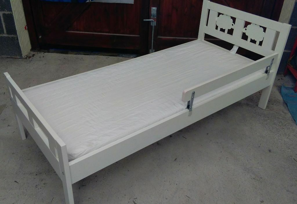 Ikea Kritter Childrens Bed Toddler Bed Childs First Bed