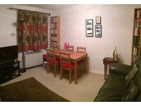 1 bedroom furnished flat near city centre - water included -