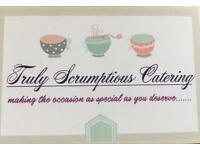 Truly-scrumptious catering