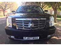 Superb Cadillac Escalade 6.2 - Low Mileage Automatic Left Hand Drive