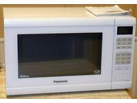 Panasonic NN-ST452W Inverter Microwave - White - As NEW