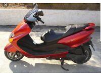 Yamaha majesty 125cc