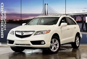 2015 Acura RDX AWD CUIR TOIT OUVRANT PANORAMIQUE